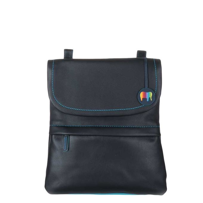 Mywalit Kyoto Medium Backpack/Messenger bag black/pace - 1