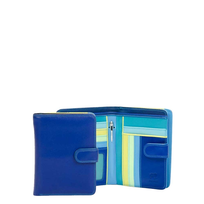 Mywalit Ladies Large Wallet Zip Purse seascape - 1
