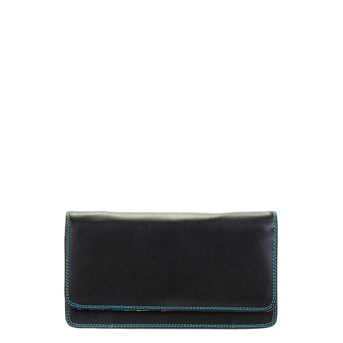 Mywalit Ladies Medium Matinee Purse Wallet black-pace - 1
