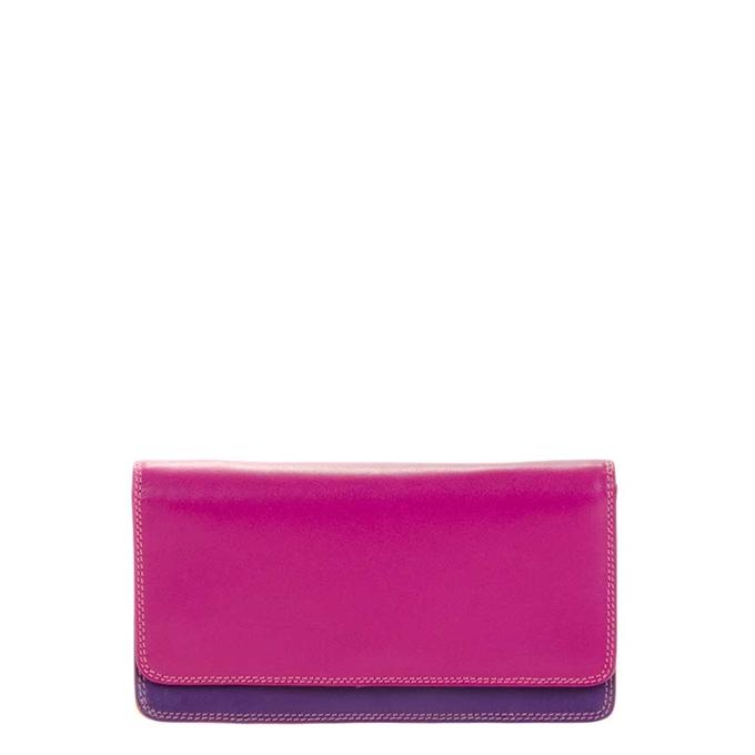 Mywalit Ladies Medium Matinee Purse Wallet sangria multi - 1