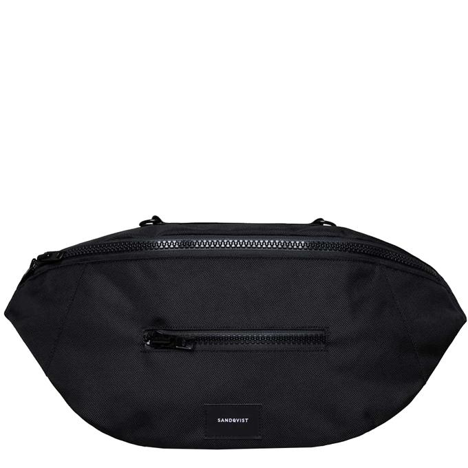Sandqvist Jon Bum Bag black - 1