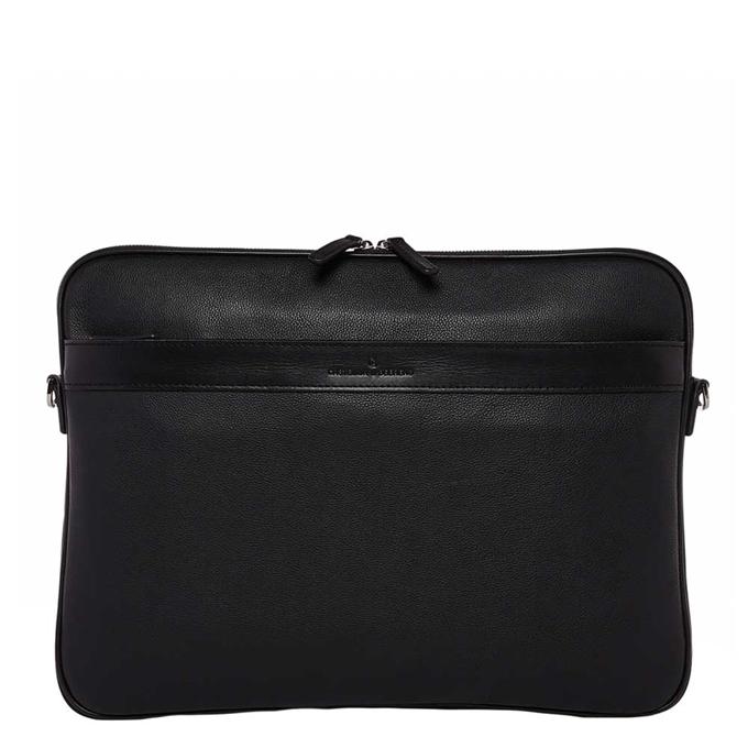 Castelijn & Beerens Vivo Compacte Laptoptas 15.6 RFID zwart - 1