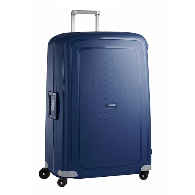 Samsonite S'Cure Spinner 81 dark blue - 1