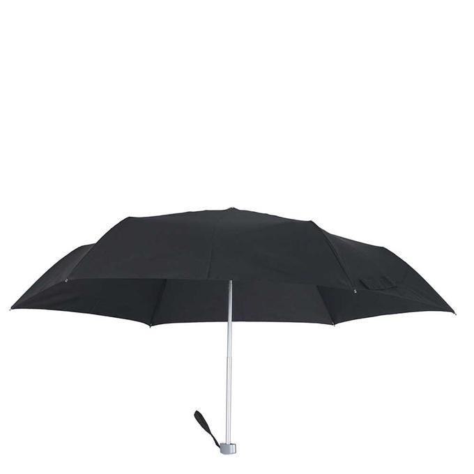 Samsonite Rain Pro 3 Sect. Manual Flat black - 1