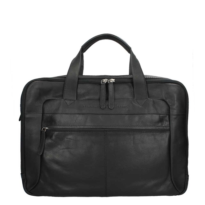 The Chesterfield Brand Ryan Laptopbag Large black - 1