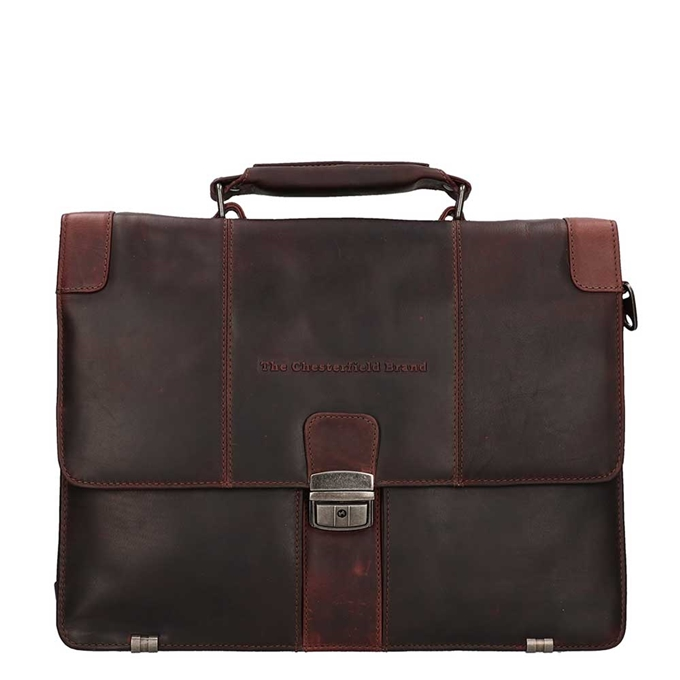 The Chesterfield Brand Joe Shoulderbag brown - 1