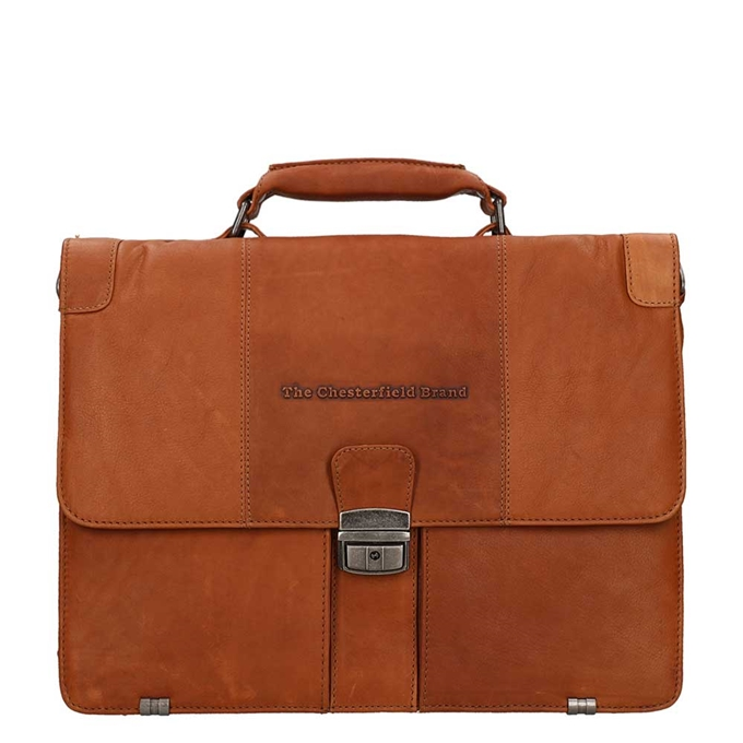 The Chesterfield Brand Joe Shoulderbag cognac - 1