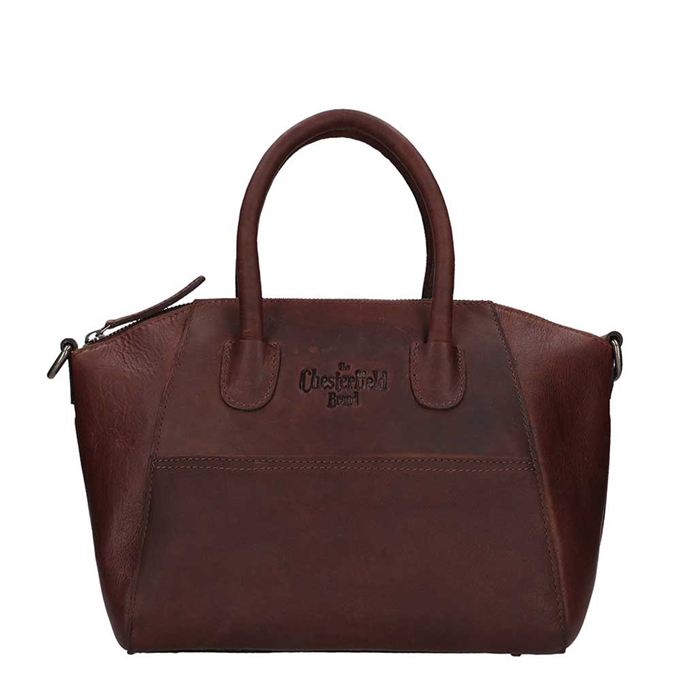 The Chesterfield Brand Alexa Shoulderbag brown - 1