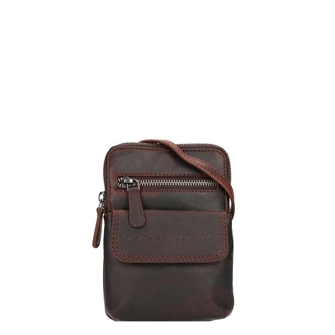 The Chesterfield Brand Maya Shoulderbag brown - 1
