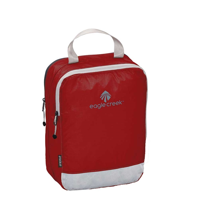 Eagle Creek Pack-It Specter Clean Dirty Half Cube volcano red - 1