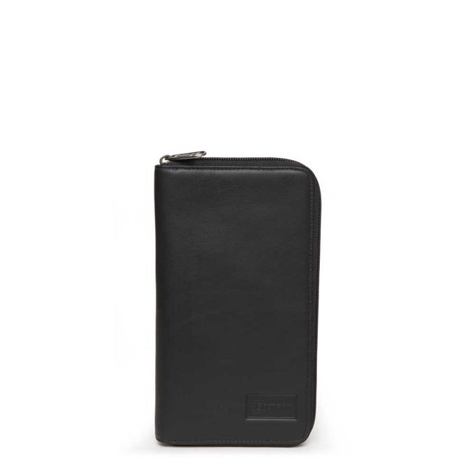 Eastpak Tait Leather Single black ink leather - 1