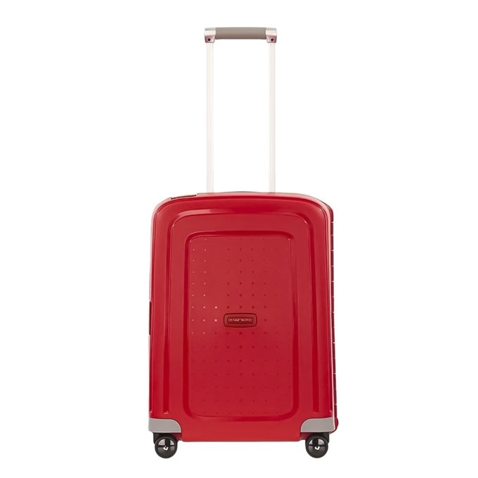 Samsonite S'Cure Spinner 55 crimson red - 2