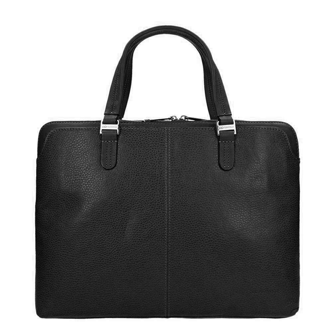 "Gigi Fratelli Elegance Lady Businessbag 13.3"" black - 1"