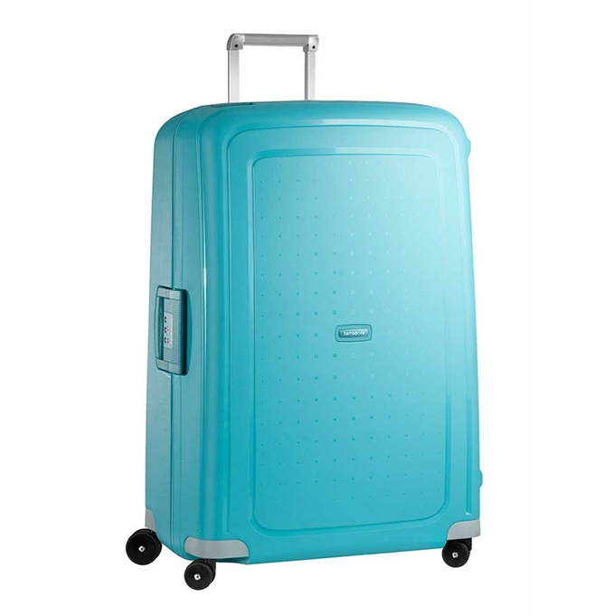 Samsonite S'Cure Spinner 81 aqua blue - 1