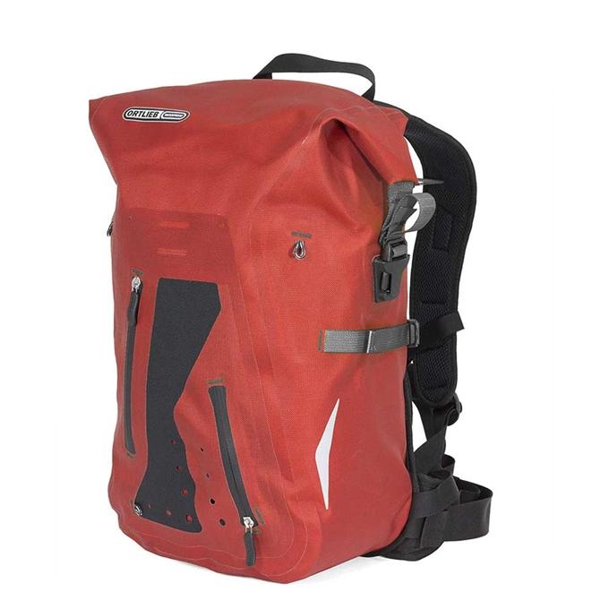 Ortlieb Packman Pro2 Daypack 25L dark chili - 1