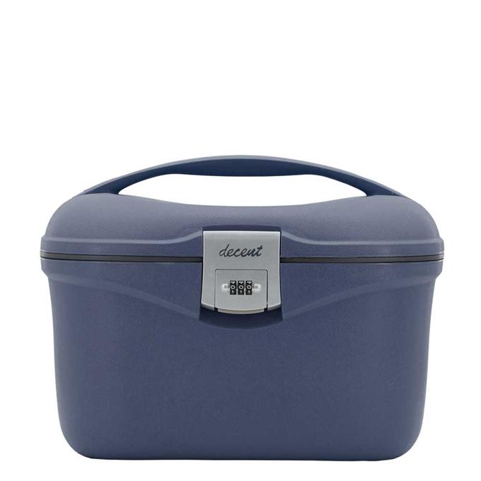 Decent Sportivo Beautycase donker blauw