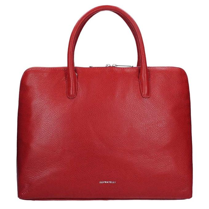 "Gigi Fratelli Romance A4 Laptop Bag 15"" red - 1"