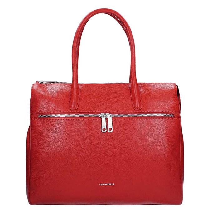 "Gigi Fratelli Romance Lady Businessbag 15"" red - 1"
