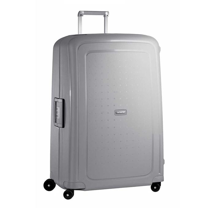 Samsonite S'Cure Spinner 81 silver - 1