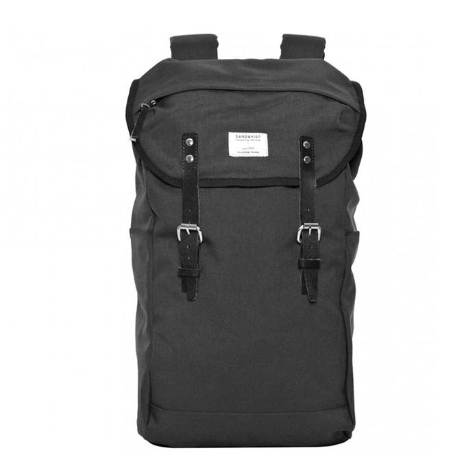 Sandqvist Hans Backpack dark grey - 1