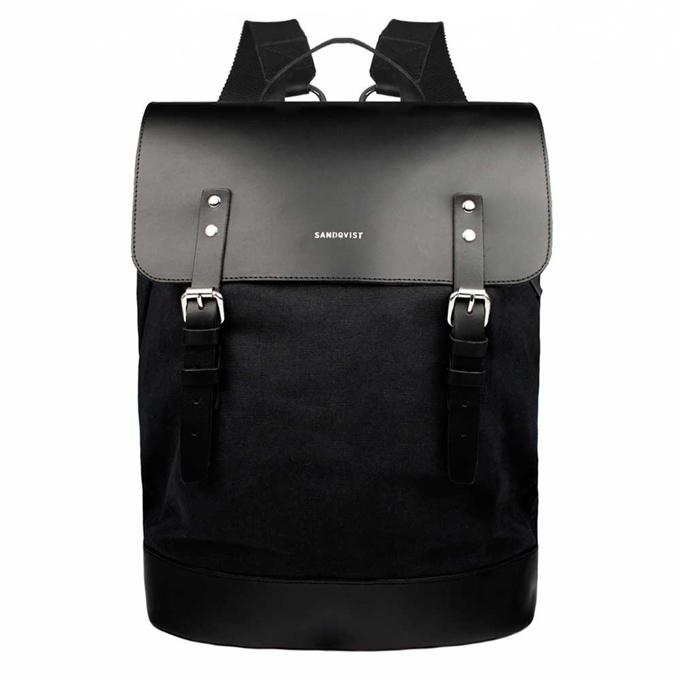 Sandqvist Hege Backpack black - 1