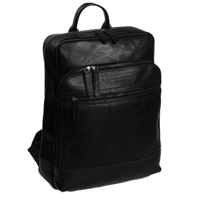 The Chesterfield Brand Hayden Laptop Backpack black - 1