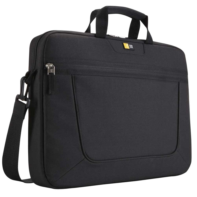 "Case Logic Value Attaché 15.6"" black - 1"