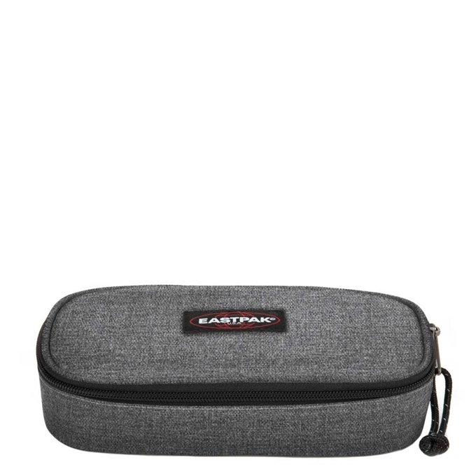 Eastpak Oval Etui black denim - 1