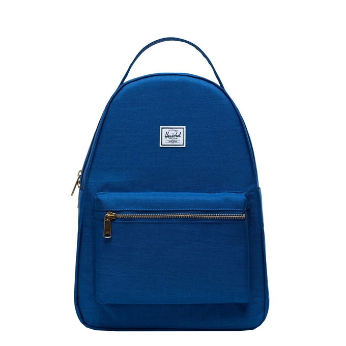 Herschel Supply Co. Nova Mid-Volume Rugzak monaco blue crosshatch - 1