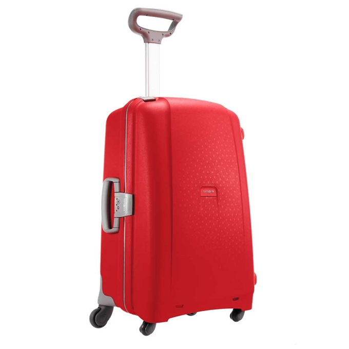 Samsonite Aeris Spinner 68 red - 1