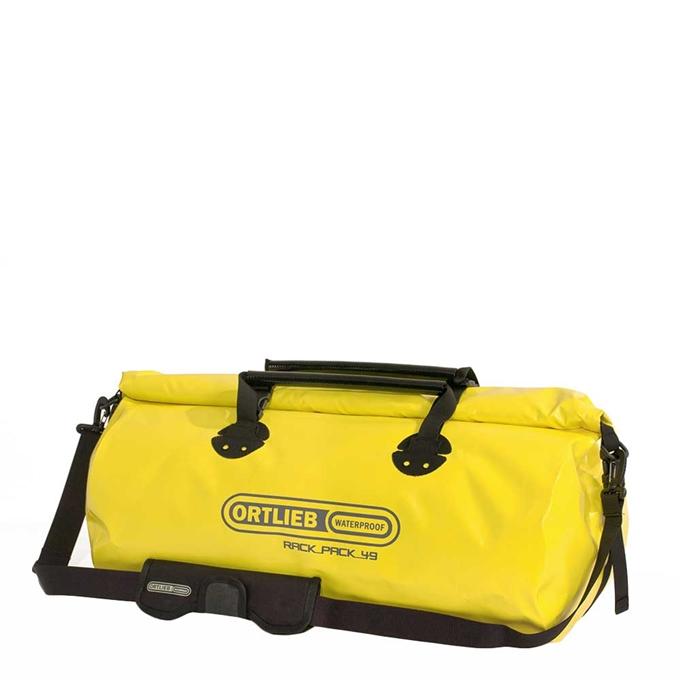 Ortlieb Rack-Pack 49 L yellow