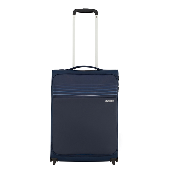 American Tourister Lite Ray Upright 55 midnight navy - 1