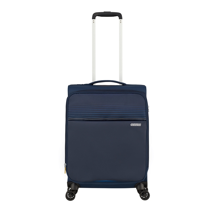 American Tourister Lite Ray Spinner 55 Expandable midnight navy - 1