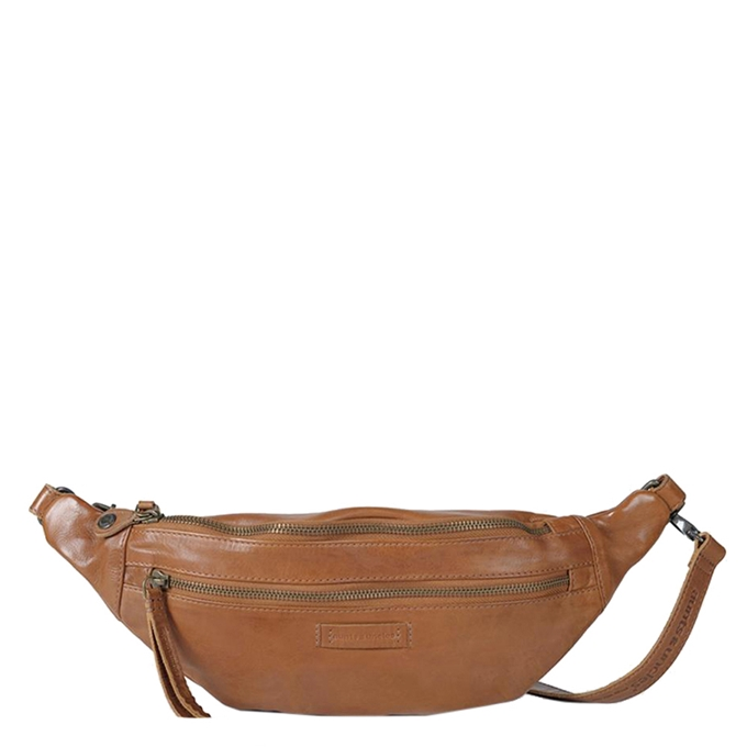 Aunts & Uncles Jamie's Orchard Banana Belt Bag cognac