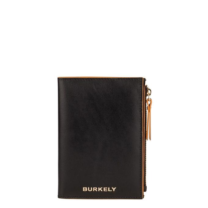 Burkely Birthday Passportcover zwart