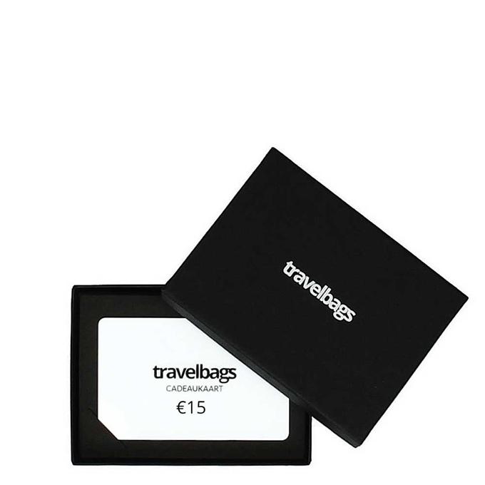 Travelbags Cadeaukaart - 15 euro