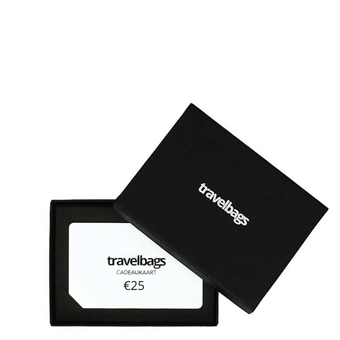 Travelbags Cadeaukaart - 25 euro