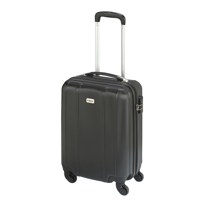 Princess Traveller Santiago Cabin Trolley S black - 1