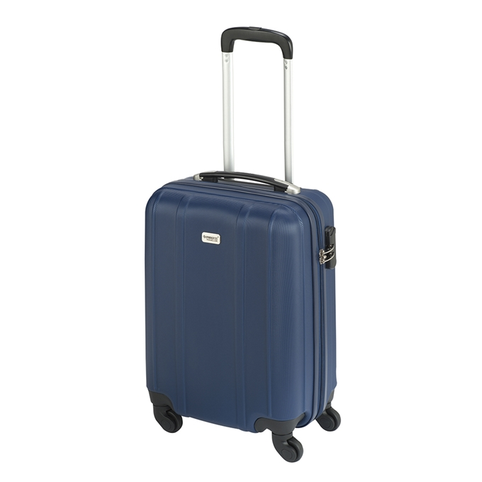 Princess Traveller Santiago Cabin Trolley S dark blue