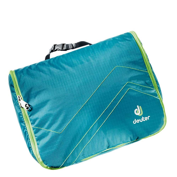 Deuter Accessories Wash Center Lite II petrol / kiwi - 1
