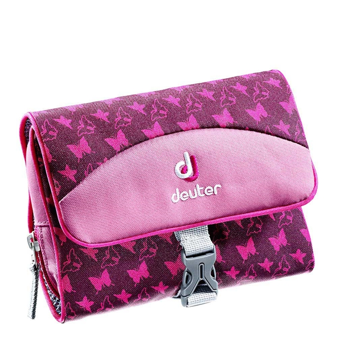 Deuter Accessories Wash Bag Kids magenta2 - 1