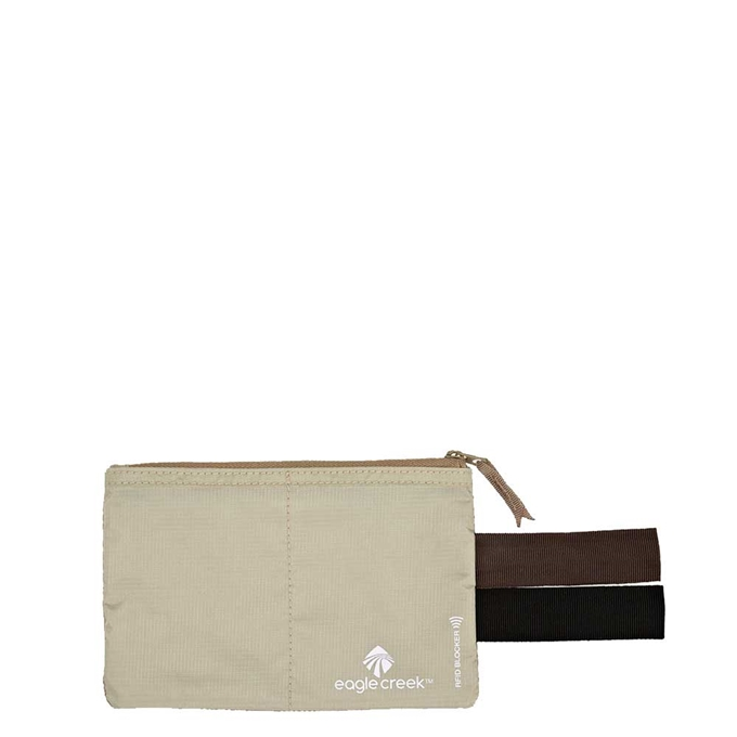 Eagle Creek Necessities RFID Blocker Hidden Pocket tan - 1