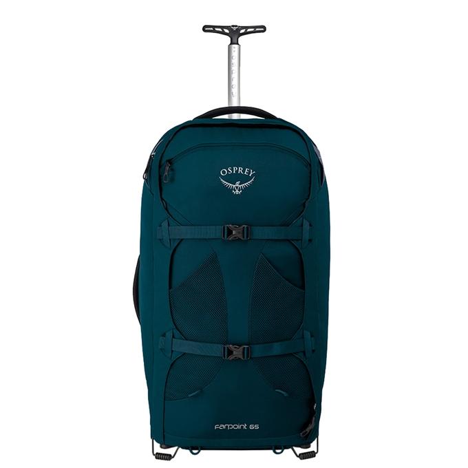 Osprey Farpoint Wheels 65 petrol blue