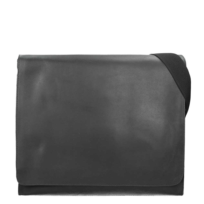 Leonhard Heyden Dakota Messenger Bag L black - 1