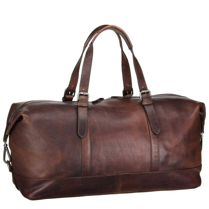 Leonhard Heyden Roma Travel Bag dark brown - 1