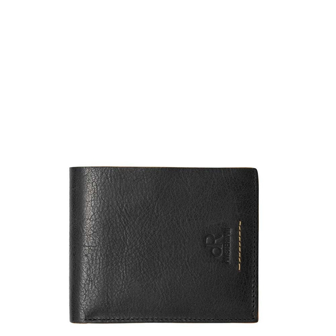 dR Amsterdam Icon RFID Billfold 7cc black - 1