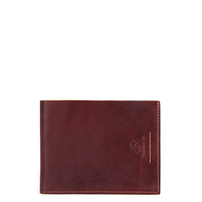 dR Amsterdam Icon RFID Billfold 11cc brown - 1