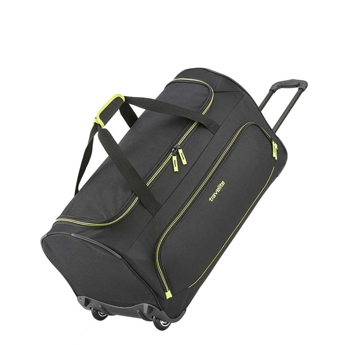 Travelite Basics Fresh Trolley Travel Bag 71 black