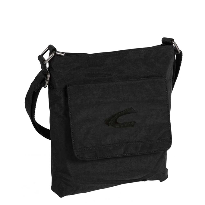 Camel Active Journey Schoudertas black2 - 1