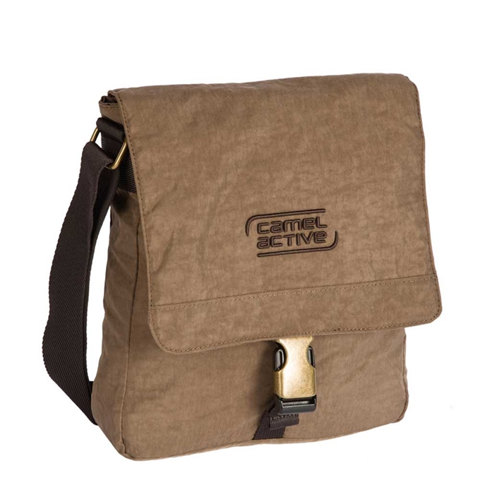 Camel Active Journey Schoudertas sand - 1